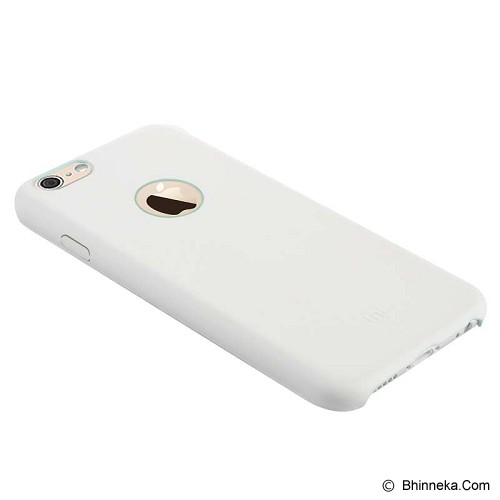 BASEUS Thin Case for Apple iPhone 6 [EHAPIPH6-02] - White - Casing Handphone / Case